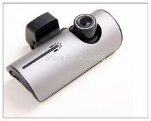 Free shipping/HP 1080P2.7 Inch Screen Dual Camera Car Blackbox DVR with GPS Logger and G-sensor X3000/ Car DVR(China (Mainland))