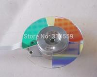 Projector Color Wheel for  BenQ W750 6 segments