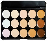 15 colors makeup Camouflage / Concealer Neutral Palette free shipping