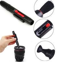 Camera Lens Pen Cleaning Cleaner Tool For Canon 3 in 1 Kit Dust Cleaner For Nikon Olympus lente Pen For Sony DSLR