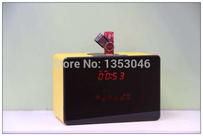 Brand Name KR7400 remote control NFC Bluetooth Speaker FM digital U disk & TF card(China (Mainland))