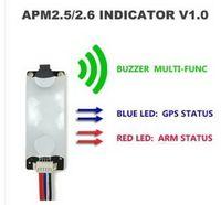 APM2.5 APM2.6 MWC Flight Controller Light & Buzzer Indicator V1.0