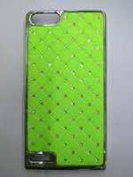 New arrival bling rhinestone diamond case for Huawei Ascend G6 phone bag covers,free shipping