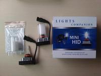 xenon hid conversion kit h9 bombillas led 12v  35w lamp with silm ballast blocks for car headlight Auto lamp mini Ballast