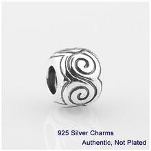 Fits Pandora Bracelet DIY Making Authentic 100% 925 Sterling Silver Original Beads Brand Charm Women Jewelry 2014 L262