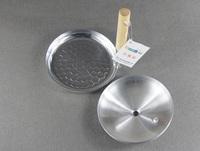 16CM aluminum paternity omelet pan small saucepan mini frying pan pot  with cover