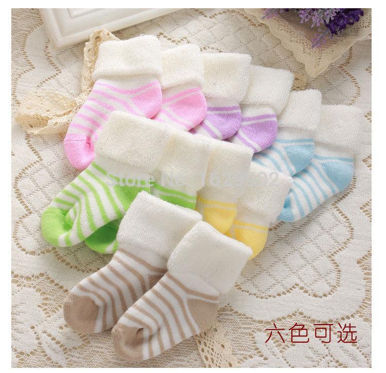 Носки для девочек Brand New 0/12 6 N&S-180101
