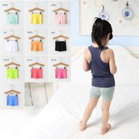 2015 New Fashion Kids Leggings/Children Short Underwear/Summer Trousers/Cotton Jeggings/2-6Years Girl/Drop Shipping