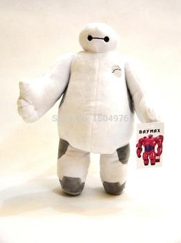 Новый! большой герой 6 Baymax плюшевые куклы 30 см 1 шт. высокое качество