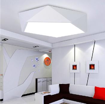 decke kreative modernen minimalistischen wohnzimmer lampe. Black Bedroom Furniture Sets. Home Design Ideas