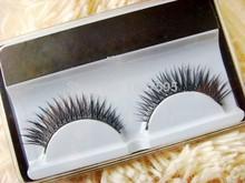 5Pairs / lot Wholesale High Quality Fake False Eyelashes Eye Lashes Famous Brand Makeup Eyelash Extension
