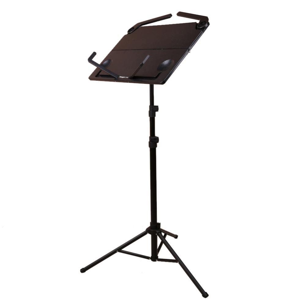 Bramd New FL-05 Professional Foldable Small Music Stand Musical Instrument Black Free Shipping(China (Mainland))