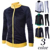 Mens Tracksuit Set Assassins Creed Jacket Outdoors Conjunto De Agasalhos Esportivos Masculinos Sport Suits For Men Brand