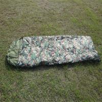 Outdoor sleeping bag high quality envelope sleeping bag thickening of the four seasons sleeping bag