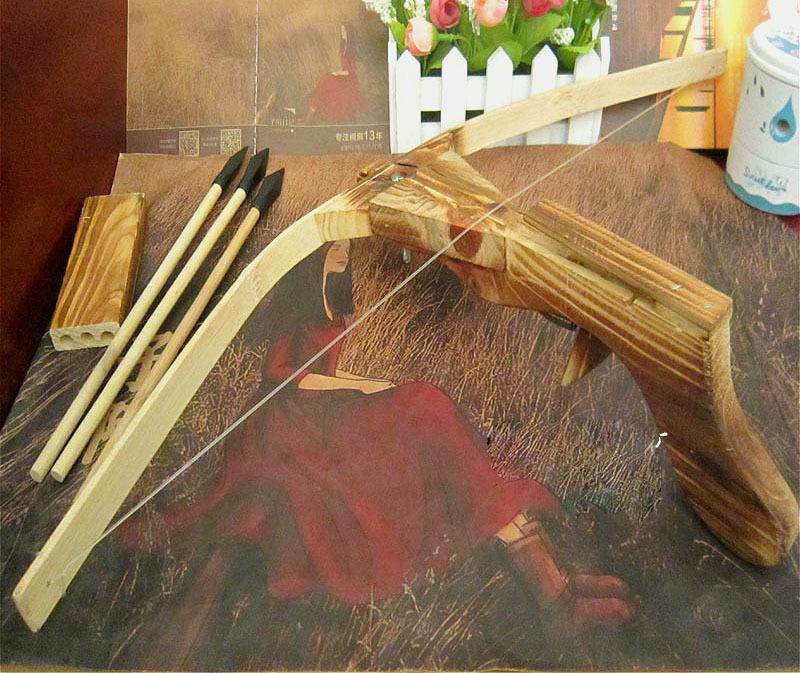 Лук для арбалета из дерева своими руками