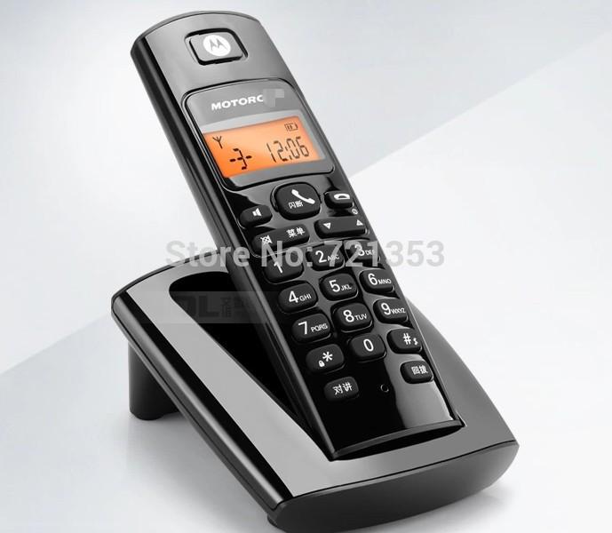 Digital Cordless Phone Single Digital Cordless Phone Caller