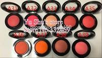Free Shipping 2015 NEW 9colors Mineralize blush face blush mineralize 3.2g 9PCS / LOT