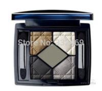 2015 Hot Professional makeup brand fashion Addict faint 5colors colored eyeshadow Palette 6g Makeup Makeup KiT 28pcs/lot