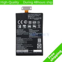High Quality BL-T5 2100mAh Li-ion Polymer Battery Fit Flex Cable for LG Nexus 4 E960 F180 Free Shipping