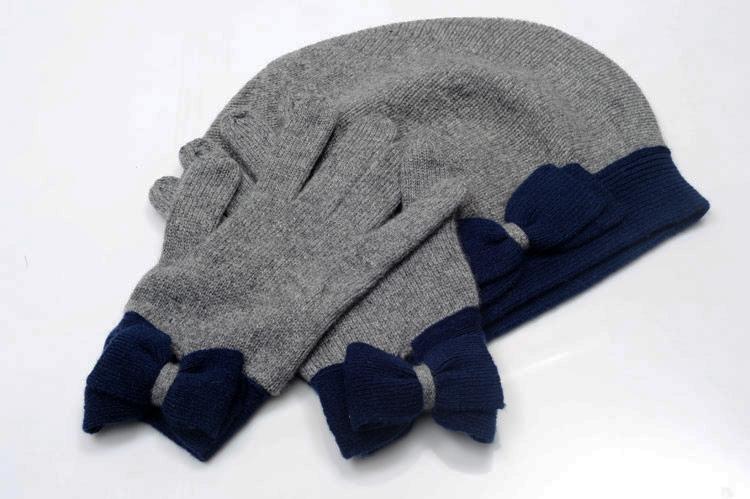 Женские шарфы, Шапки, Комплекты SNY 5sets/100% glvs & m $325 YRN-14-S5