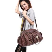 Hot Leather Women Handbag Fashion Shoulder Bags Bolsas Femininas Desigual Women Messenger Bags New Leather Tote