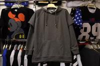 Kanye west apc wiz  clothing Fashion Pullover outwear hood sweatshirts sports hoodie hip hop hoodie for man