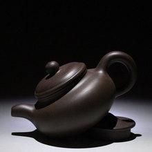 Free shipping handmade ceramic tea pot Kung fu tea set