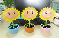 Sunflower Lantern night light LED rechargeable table lamp