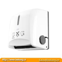 Plastic Jumbo Roll Automatic Cutting Paper Towel Dispenser(China (Mainland))