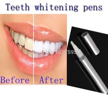 1pc dental equipment tooth bleaching gel teeth whitening Pen Tooth Gel Whitener Remove oral hygiene tooth white whitening strip