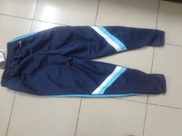 hot selling Chelsea  training trousers with Brand Logos,chelsea football long pant  in men Thai quality 2015
