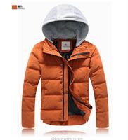 2014 Plus Fleece Corduroy Wadded Jacket Men Cotton Filling Thickening Wadded Coat Men Winter Jacket   120