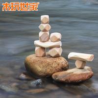 Wooden Stone  i4007
