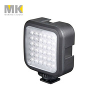 New DBK LED-5006 adjustable camcorder camera LED light panel Vedio handle charger for Photography