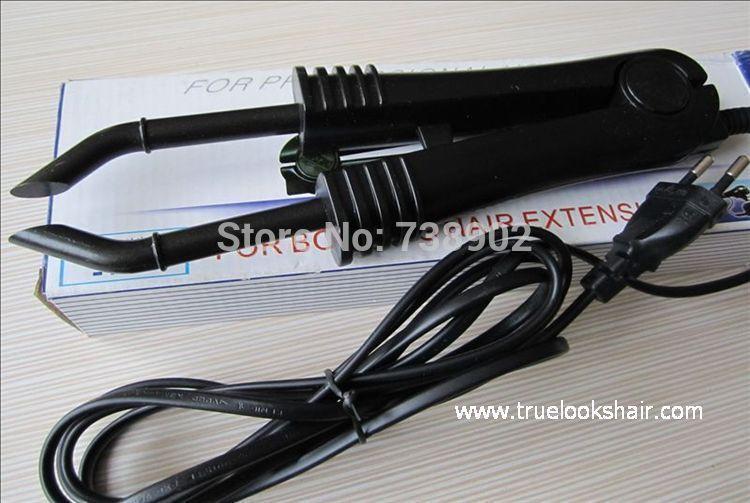 Щипцы для наращивания волос Natural looking  001JFQXU-19 клеевые стержни для наращивания волос natural looking hiar 5pcs 180 12 nl8003z