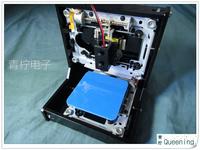 200mw Violet Laser Engraver Mini DIY Laser Engraving Machine IC Marking Laser Printer Carving Carved Chapter Machine