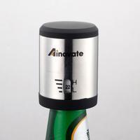 Ainovate Vacuum Wine Corks Long Preservation Stopper Air Cork Stainless Steel Wine Seal Plug
