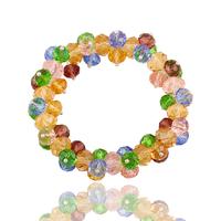 Brand Design hot sale Fashion Shamballa bracelet jewelry Hand-woven multilayer Ball Crystal Bead Bracelet for women 2015 M16