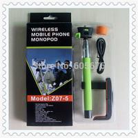kjstar z07-5 wireless bluetooth mobile phone monopod
