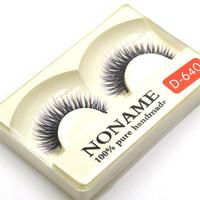 colorful full strip lashes semi-hand made false eyelashes free shipping