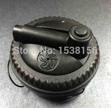 EAS Black Big Spider Alarm Tag,Multi Spider Wraps Tag,Eas Round Security Tags 4 PCS(EC-SP2)(China (Mainland))