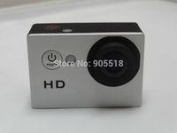 12mp H.264 Full HD Waterproof Action Camera 1080P 30FPS Diving 30M Waterproof 1080P Sport Camera