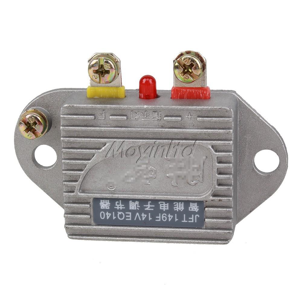 Smart Electronic Generator Regulator 14V Stability Voltage For Car Automobile(China (Mainland))