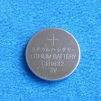50PCS/LOT PKCELL CR1632 3V Button Cell Batteries ECR1632 BR1632 DL163200 Battery
