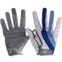 Full Finger Hot Sale Cycling Biking Gloves Riding Winter Warm Sports 2015 New Bike Bicycle Women Gloves White Blue Men's