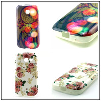 New Cute Beautiful Paiting Soft TPU Cover Case For Samsung Galaxy Trend Lite S7392 S7390 7392 7390 Back Cases