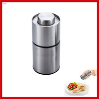 NEW Quality Manual Ceramic Grinding Core Stainless Steel Salt & Pepper Mill Grinder Spice Muller Shaker