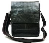 New 2015 Men's Fashion Genuine Leather Messenger Shoulder Satchel Bag