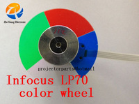 100% Quality Guarantee Infocus LP70+ Projector Color Wheel Free shipping