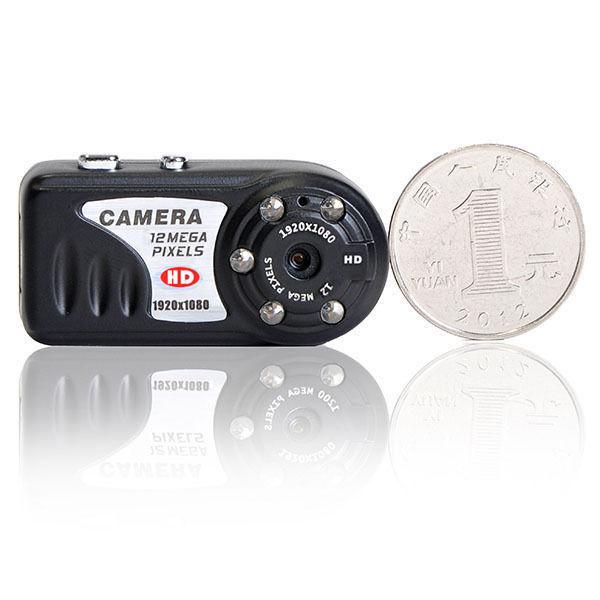 1920*1080 Mini Hidden DV Camera Camcorder Cam Spy DVR IR Night Vision 30fps Nw(China (Mainland))